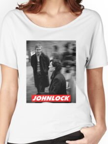 Johnlock Women's Relaxed Fit T-Shirt