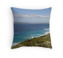 Sand Patch Throw Pillow