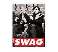 SWAGLOCK Photographic Print