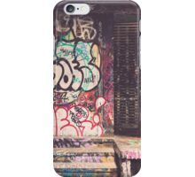"""""""covered""""  iPhone Case/Skin"""
