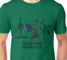 Earth (with colour) Unisex T-Shirt
