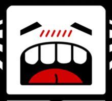 ARGH!!! (v.02) Sticker