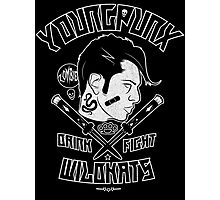 Young Punx / Wildkats Photographic Print