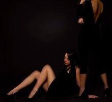 Fashion Modelling Shots Chloe Jane and Kristina by Tony Lin