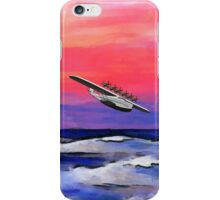 Dornier Do-X Flying Boat 1929 - all products except duvet iPhone Case/Skin