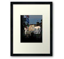 Upton-on-Severn England Framed Print