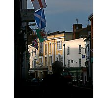 Upton-on-Severn England Photographic Print