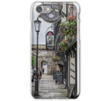Three Kings, Chester, England iPhone Case/Skin