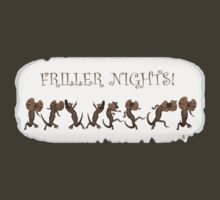 Friller Nights by Lisa  Weber