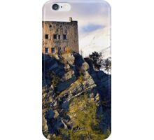 Laudegg Castle Tyrol Austria iPhone Case/Skin