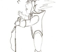 Chibi Gackt by gypsycaster