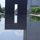 Reflecting memorial by Cindy RN