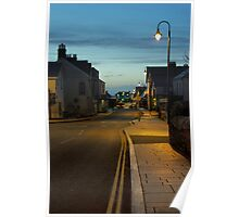 Fore Street, Tintagel Poster