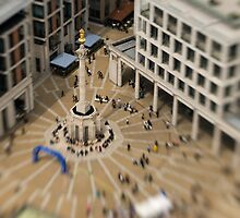 Paternoster Square, London by Matthew Walters