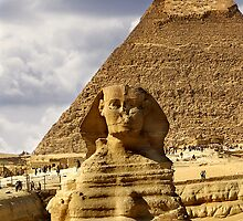 The Sphinx by Lisa Solonynko