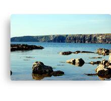 Kerry Seashore Canvas Print
