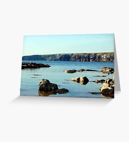 Kerry Seashore Greeting Card