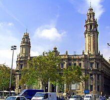 Plaça d'Antonio López by Tom Gomez