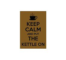 Keep calm and put the kettle on by Bramble43
