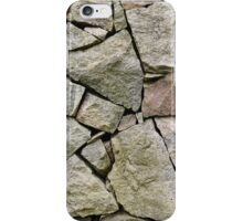 Stone pile iPhone Case/Skin
