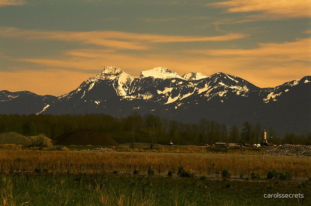 Mountain Glory by carolssecrets