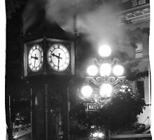 Steam Clock by Daniel Kazor