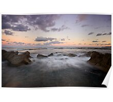 Merewether at Dusk 8 Poster