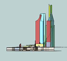 conceptualization [sketchup] by don quackenbush