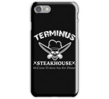 Terminus Steak House iPhone Case/Skin