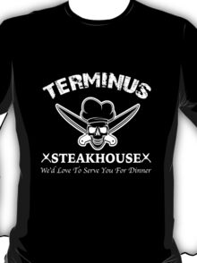 Terminus Steak House T-Shirt