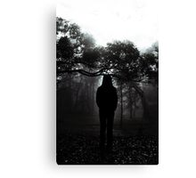 a day late Canvas Print