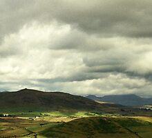 Snowdonia Landscape by Thomas Martin