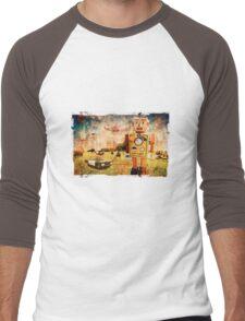 Lilliput's Return Part 2 A walk in the park Men's Baseball ¾ T-Shirt