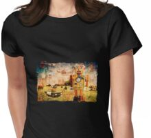 Lilliput's Return Part 2 A walk in the park Womens Fitted T-Shirt