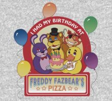 Freddy Fazbear's Birthday!   Kids Clothes