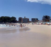 Forster Beach NSW by GeorgeOne