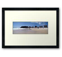 Forster Beach NSW Framed Print