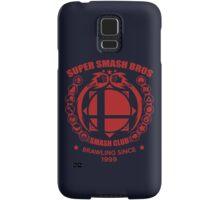 SMASH CLUB (RED) 2 Samsung Galaxy Case/Skin