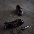 Forgotten Footwear by PolarityPhoto