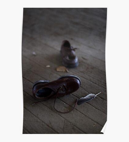 Forgotten Footwear Poster
