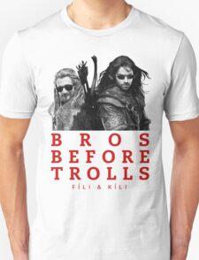 Fili & Kili: Bros Before Trolls T-Shirt