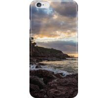 Another day at Bar Beach  iPhone Case/Skin