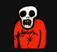 The Red Man Mens V-Neck T-Shirt