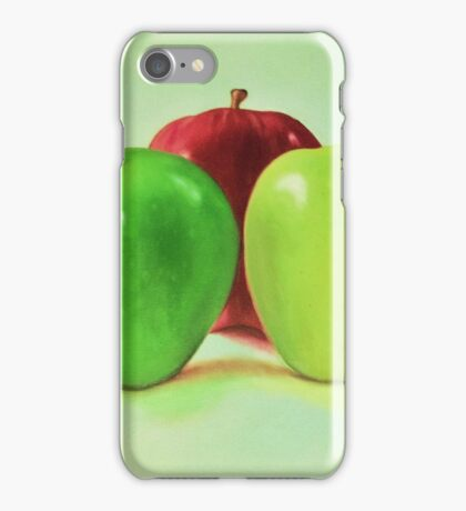 Granny Smith and Friends iPhone Case/Skin