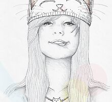 Cat_Girl by mokdesignz