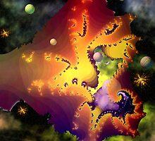 Planet Factory Redo by Dean Warwick
