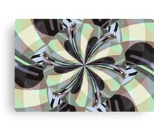 Fancy Bow Canvas Print