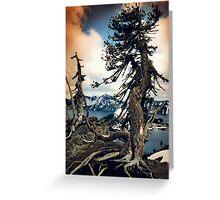 Crater Lake, Oregon Greeting Card
