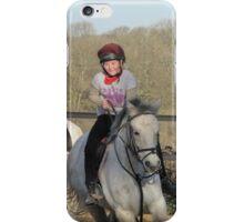 Pony gymkhana games iPhone Case/Skin