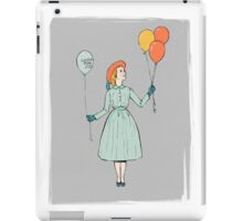 Circus Outfit iPad Case/Skin